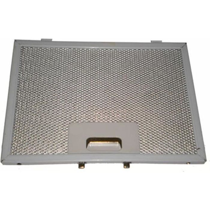 Filtre métal antigraisses pour Hotte BRANDT, SAUTER