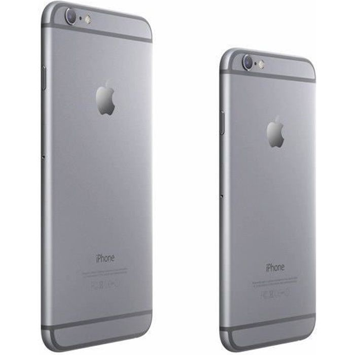 apple iphone 6 16go gris reconditione. Black Bedroom Furniture Sets. Home Design Ideas