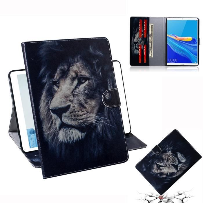 Slabo Tablette Housse pour Huawei MediaPad M6 8.4 Housse de Protection en n/éopr/ène Turquoise//Noir