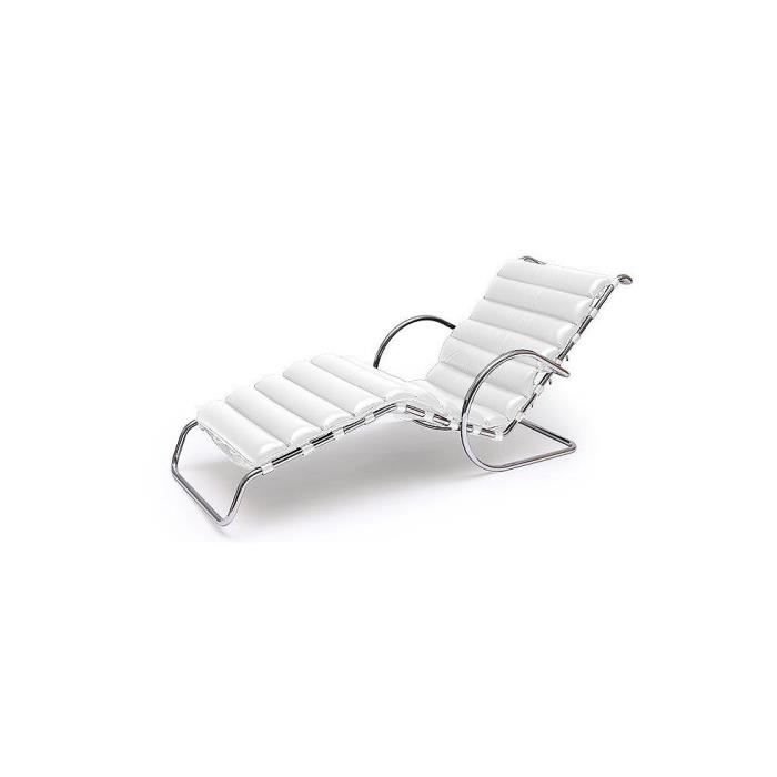 Chaise mies van der rohe meilleures images d 39 inspiration for Achat chaise longue