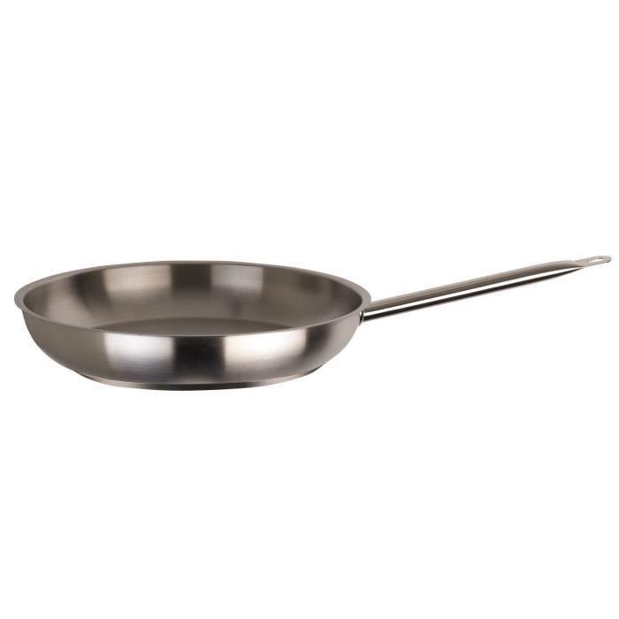 casserole affinity a couvercle /ø 16cm DE BUYER 3746.16