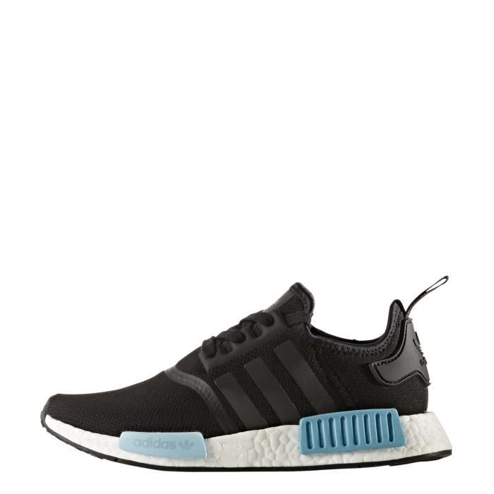 CHAUSSURES FEMME ADIDAS NMD R1 W BY 9951 Noir Noir - Achat   Vente ... be0cc427651