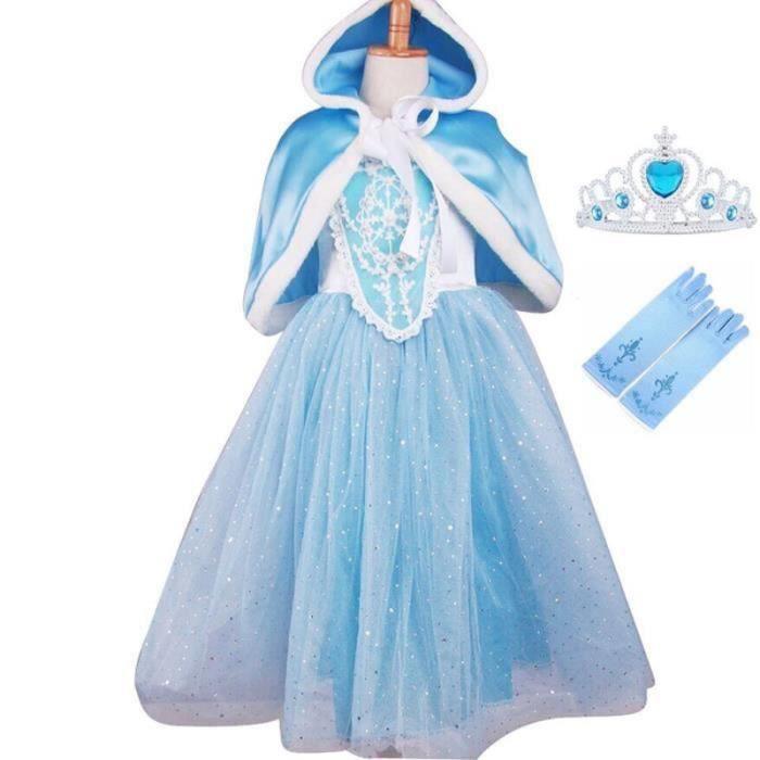 Personnalisé couronne princesse Brodé Robe Sac Vêtement Bal Costume Housse