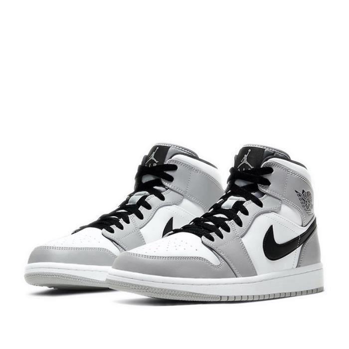 Nike Air Jordans 1 Mid Chaussures de Basket Air Jordans One