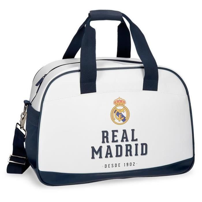 REAL MADRID - Sac de sport BLACK Real Madrid COUPE DU MONDE 2018 Multicolore