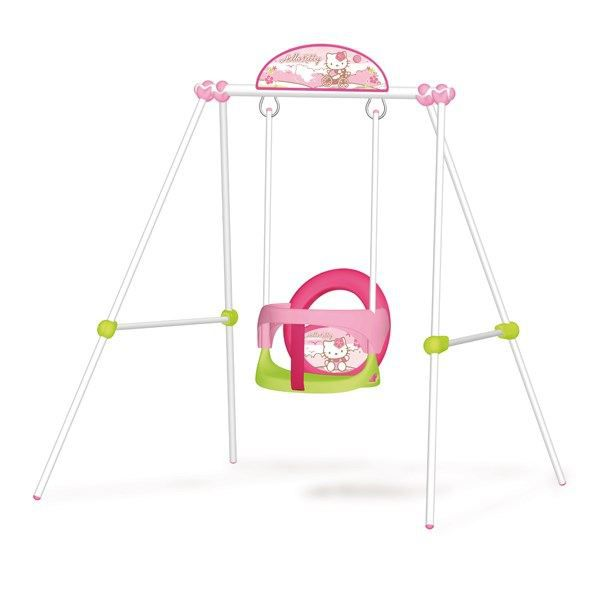 hello kitty portique b b baby swing achat vente balan oire portique cdiscount. Black Bedroom Furniture Sets. Home Design Ideas