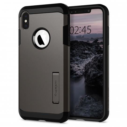 coque grise iphone xs max