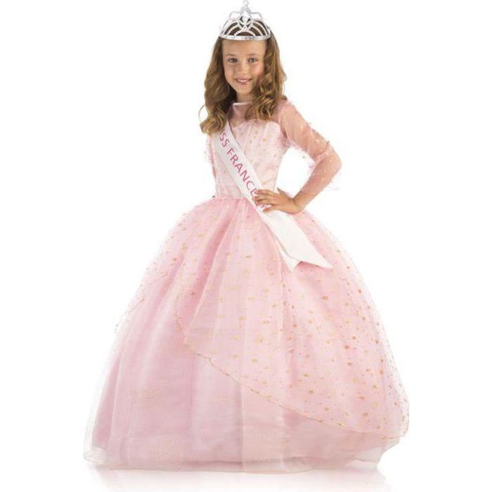 DÉGUISEMENT - PANOPLIE UPYAA Coffret Miss France Deluxe - Panoplie Enfant