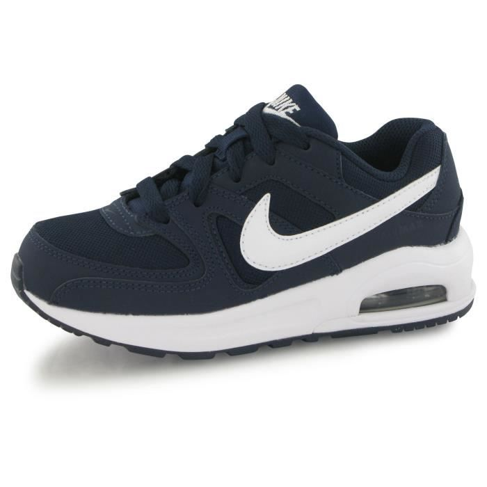 Nike Air Max Command Flex Kid bleu, baskets mode enfant