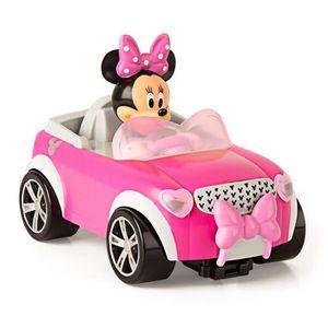 PELUCHE Imc - 182073 - Voiture Rc De Minnie - Disney SQIFC