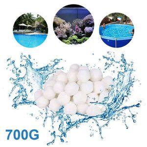 POMPE - FILTRATION  Balles Filtrantes,700g Boules de Filtre de Piscine