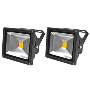 Projecteur led 20w achat vente projecteur led 20w pas for Projecteur led exterieur 20w