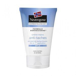 SOIN MAINS ET PIEDS Neutrogena Formule Norvégienne Crème Mains Anti-tâ
