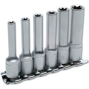 KS Tools 515.1052 Douille longue /à chocs TORX femelles 1//2 11mm