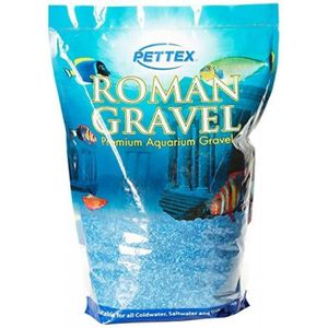 PERLE - BILLE - GRAVIER PETTEX ROMAN MIDNIGHT MIX GRAVIER NATUREL POUR AQU