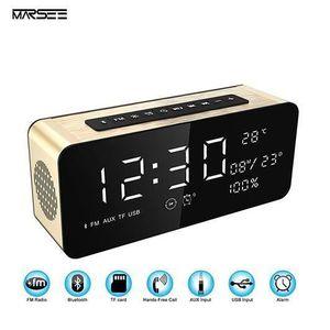 ENCEINTE NOMADE Enceinte Bluetooth Portable, Grand Écran Radio Rév