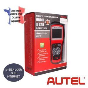 OUTIL DE DIAGNOSTIC Systeme de Diagnostic Auto Autel AutoLink AL519