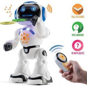 ROBOT - ANIMÉ ANIMÉ Robot joue parle, marche, telecommande, danse, ch
