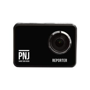 CAMÉRA SPORT PNJ Reporter Caméra de Sport Noir