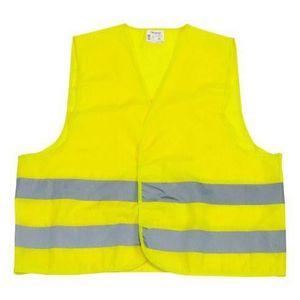 taille m Lampa Gilet r/éfl/échissant jaune