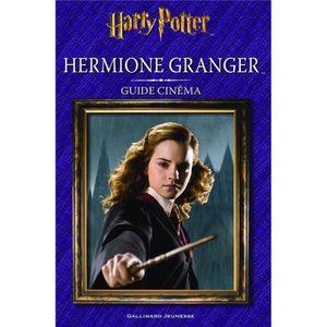 DOCUMENTAIRE ENFANT Livre - Harry Potter ; guide cinéma t.2 ; Hermione