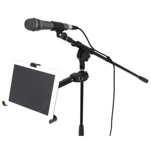 TABLE DE MIXAGE IBIZA SOUND ISTAND2 Support pour iPad 1/2/3/4/air