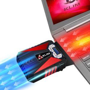 VENTILATION  KLIM Cool Refroidisseur PC Portable - Ventilateur