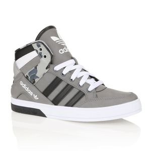 Court Hard Block Adidas Baskets Originals Gris Femme Noir W 3Sc5Ajq4LR