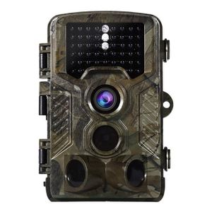 CAMÉRA SPORT OUTAD® H-801 Chasse Caméra IP56 Scoutisme 2.4'' TF
