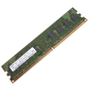 CARTE D'ACQUISITION  Ram Barrette Mémoire SAMSUNG 1GB DDR2 PC2