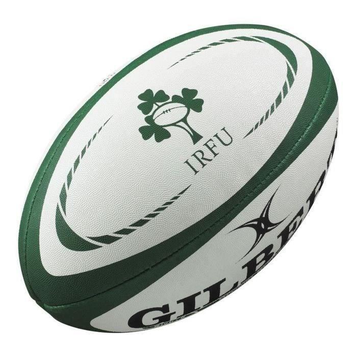 GILBERT Ballon de rugby REPLICA - Irlande