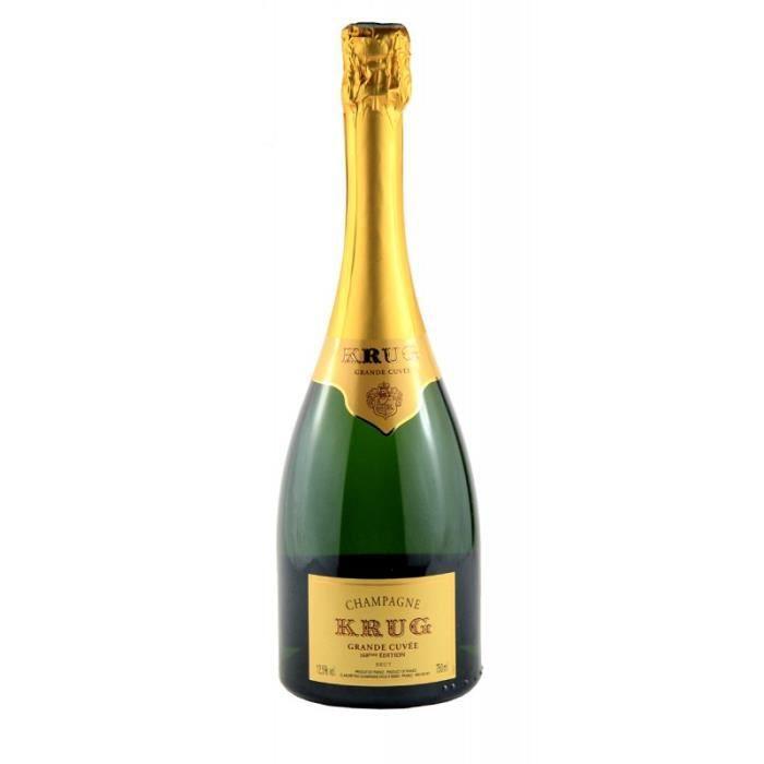 Champagne Krug - Grande Cuvée - 0.75L