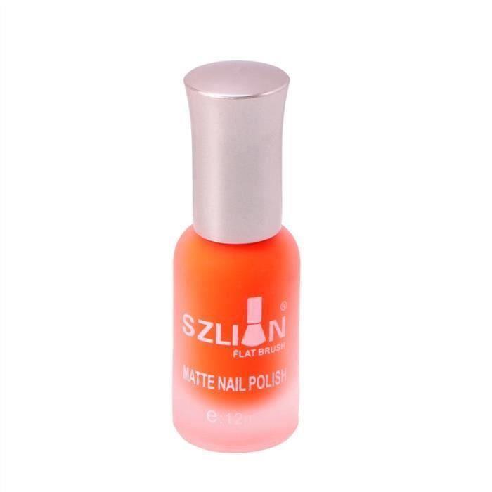 Accessoire de gel de vernis à ongles vernis à ongles mat durable vernis à ongles mat de 12 ml (13 #)