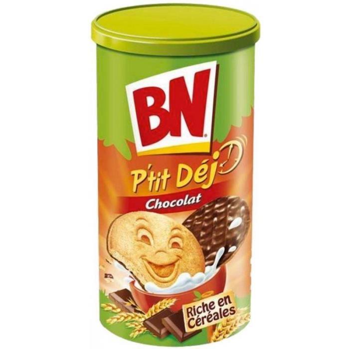 BN Petit Déjeuner Chocolat 200g (lot de 3)
