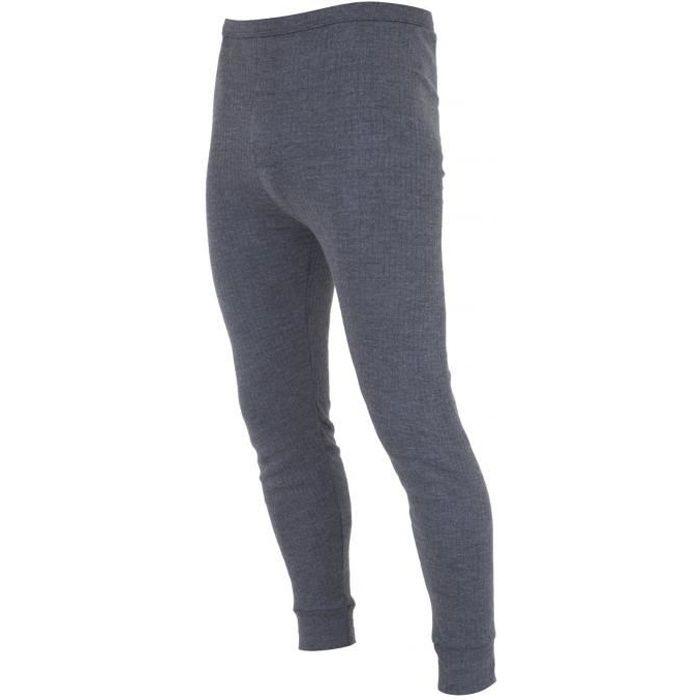 FLOSO - Sous-pantalon thermique (en viscose) - Homme