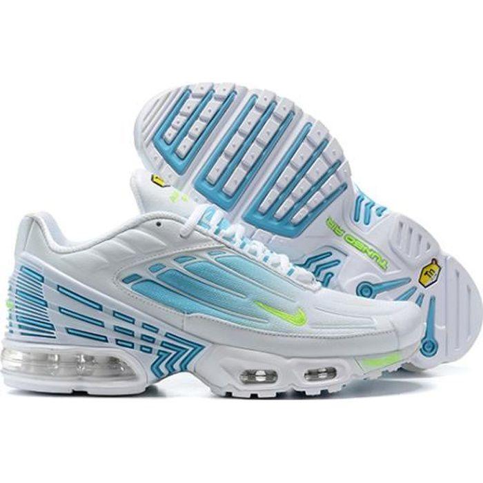 NIKEs AIRs MAX TN Plus 3 TXT Chaussures de Running Homme Mixte