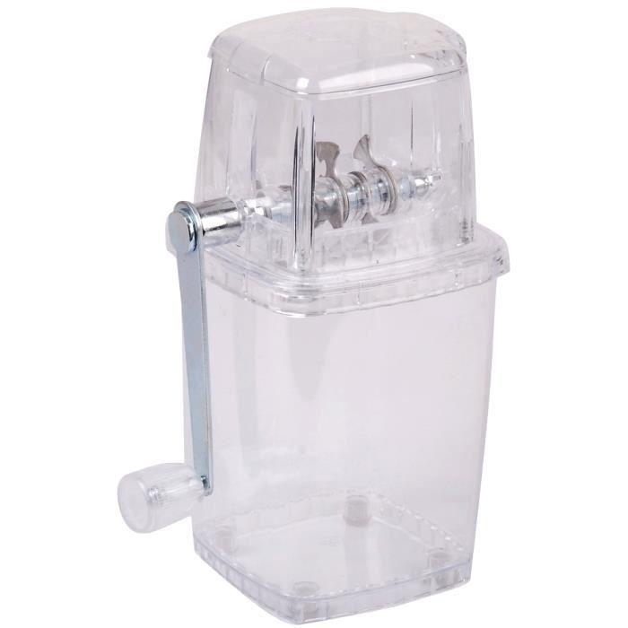 Machine à glace pilée Broyeur a Glace Cocktail …