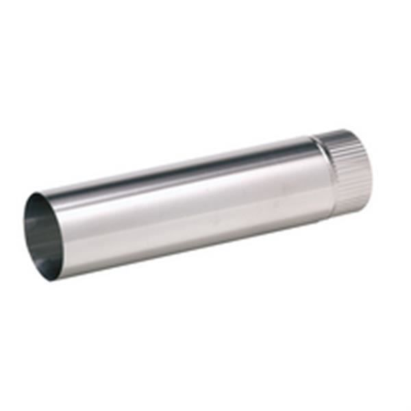 Ten Tuyau rigide Aluminium diamètre : 125 Lg : 500 mm Réf. 950125