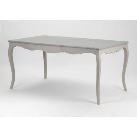 Table manger avec rallonge bois c rus taupe gris grand si cle amadeus a - Table a manger taupe ...