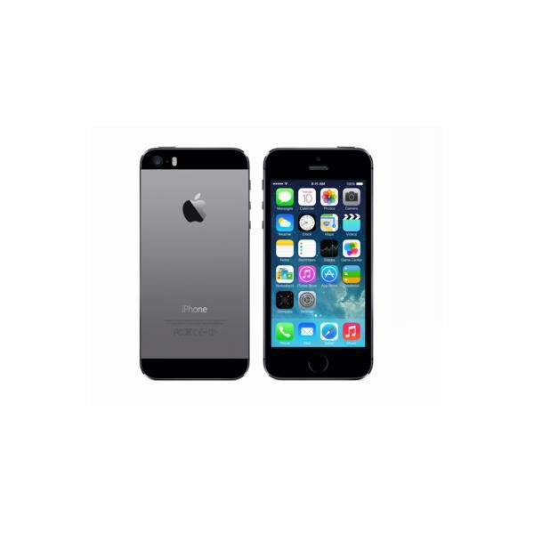 iphone 5s space grey 16go achat smartphone pas cher. Black Bedroom Furniture Sets. Home Design Ideas