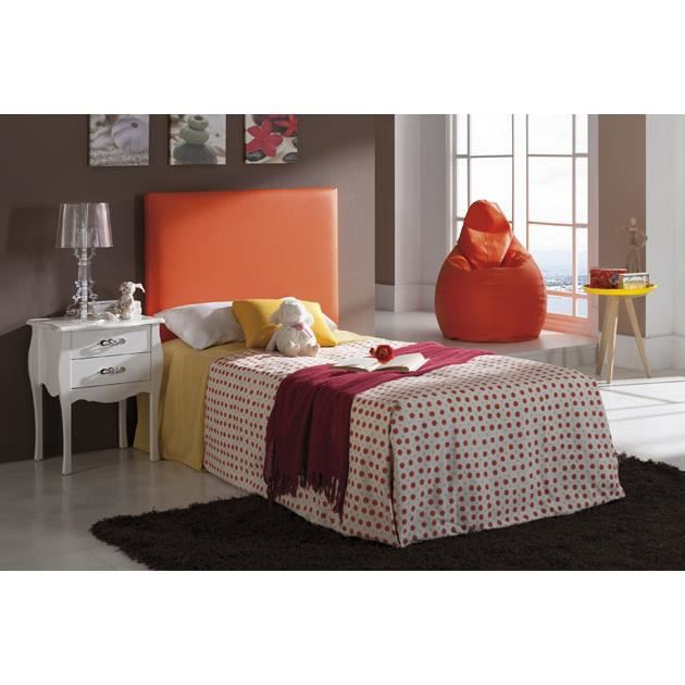 t te de lit capitonn e mod le piccolo achat vente t te de lit cdiscount. Black Bedroom Furniture Sets. Home Design Ideas