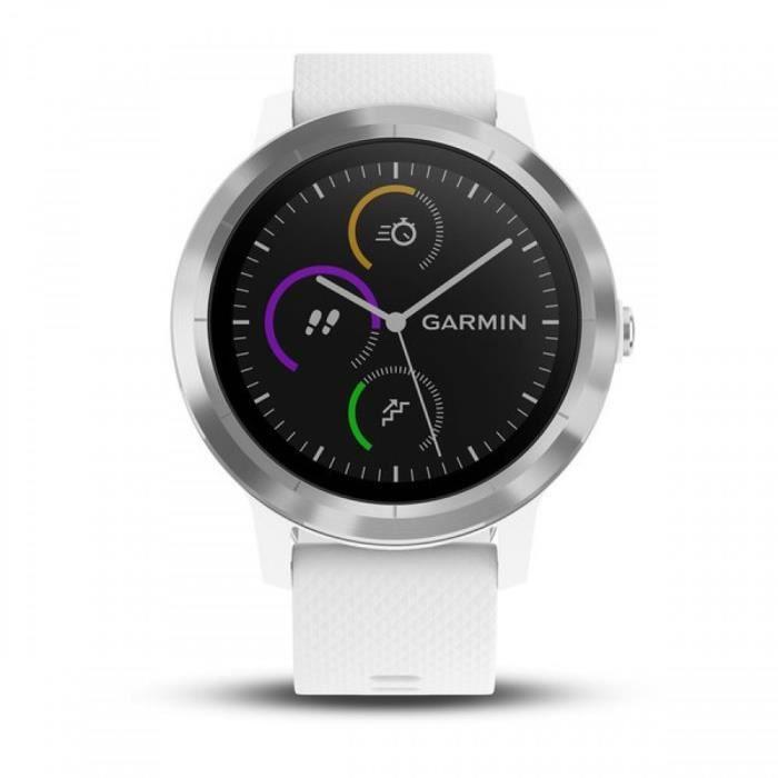 GARMIN Vivoactive 3 Montre connectée avec GPS