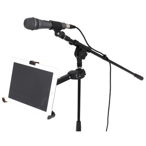 Ibiza sound istand2 support pour ipad 1 2 3 4 air tablettes de 8 9 10 4 table de mixage - Table de mixage pour tablette ...