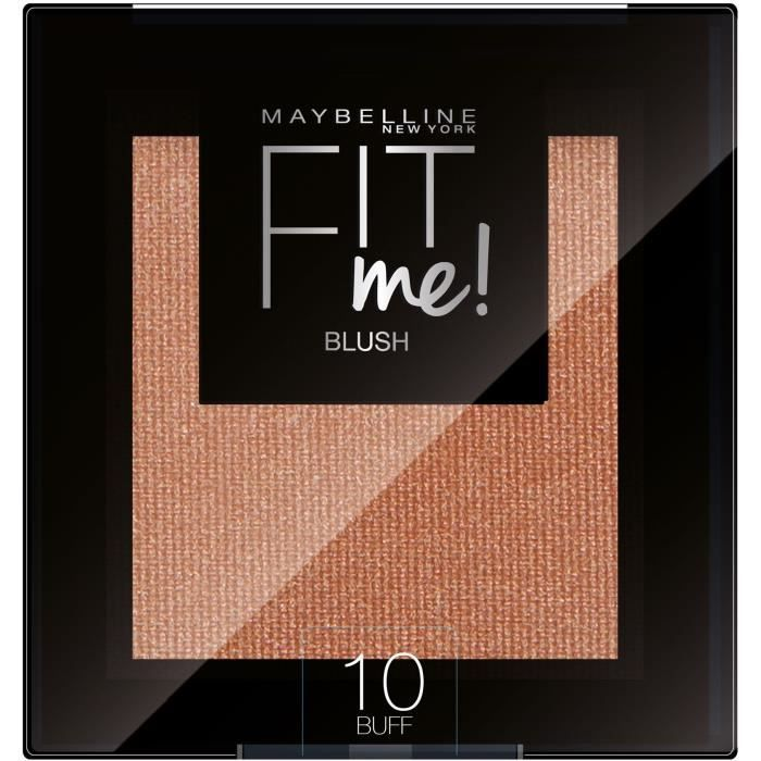 FARD A JOUE - BLUSH Maybelline New York Fit Me Blush Nu 10 Buff