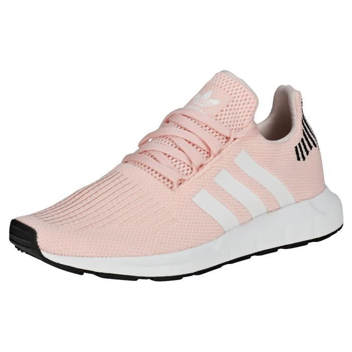 chaussure adidas homme rose