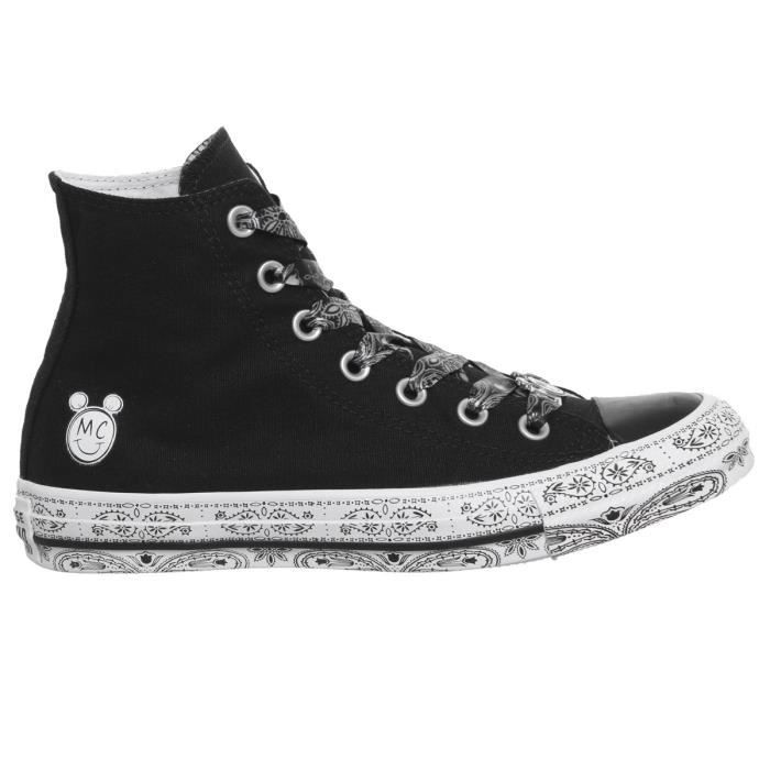 Converse femme x miley cyrus chuck taylor all star lo sneaker K5BK9 Taille 40