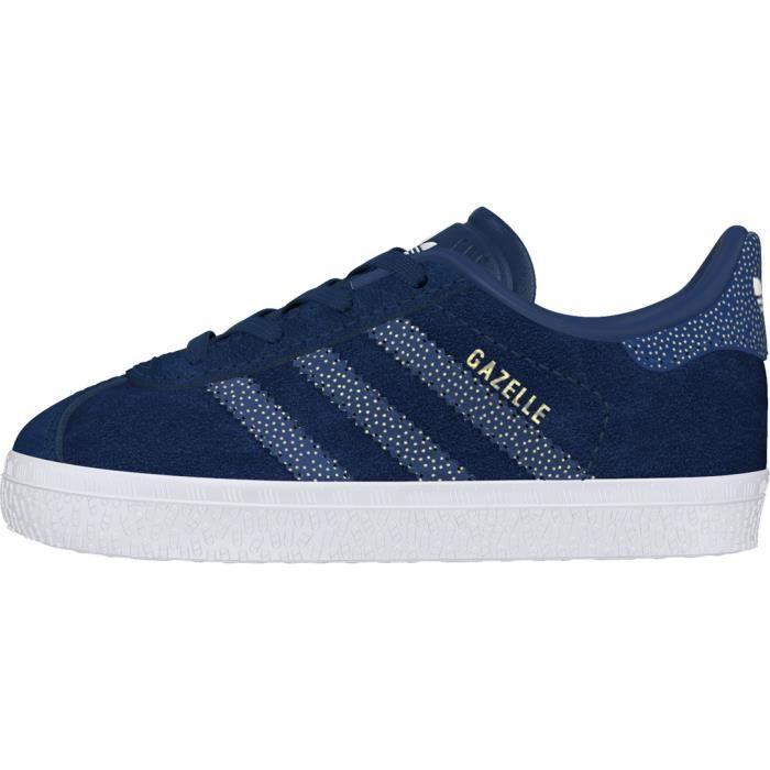 Basket adidas Originals GAZELLE 2 Cadet Ref. CG6710 Bleu