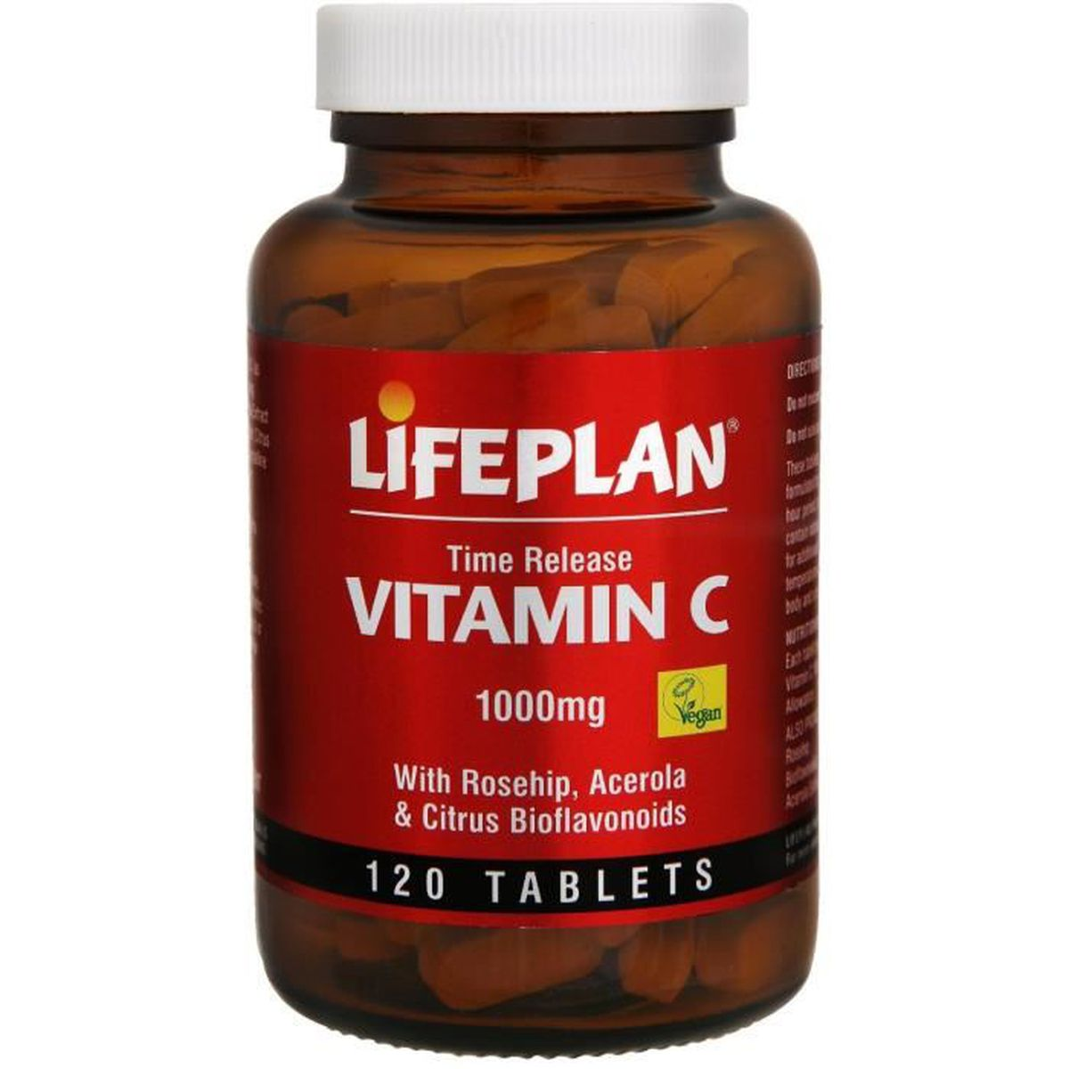 Carte Realys Cdiscount.Lifeplan Vitamine C Release Time 1000mg 120 Comprimes