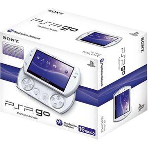 CONSOLE PSP CONSOLE PSP GO ! Blanche / console PSP