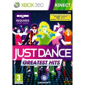 JEUX XBOX 360 Just Dance Greastest Hits Jeu XBOX 360